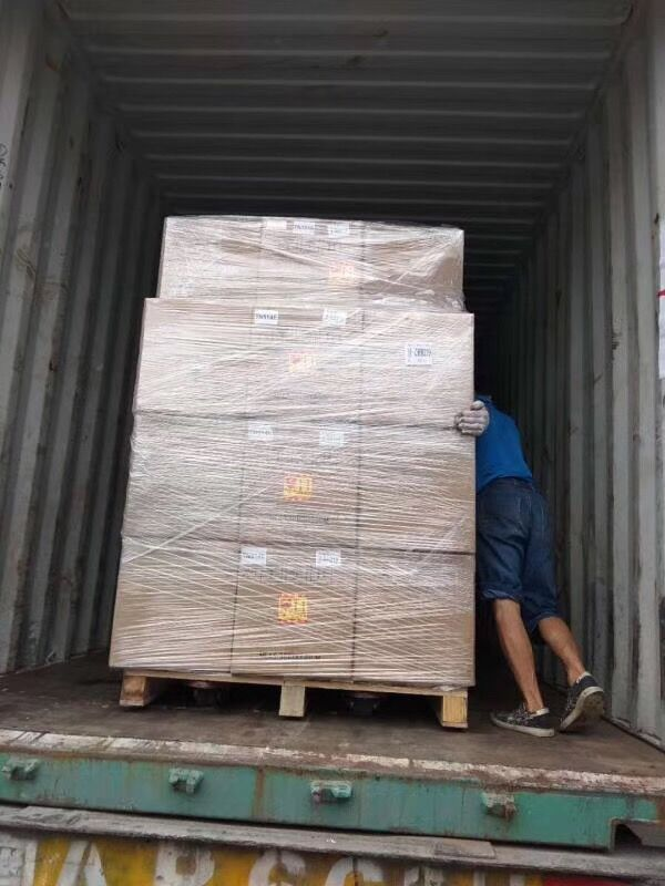 Madihah Trading sea container to south east asia.
