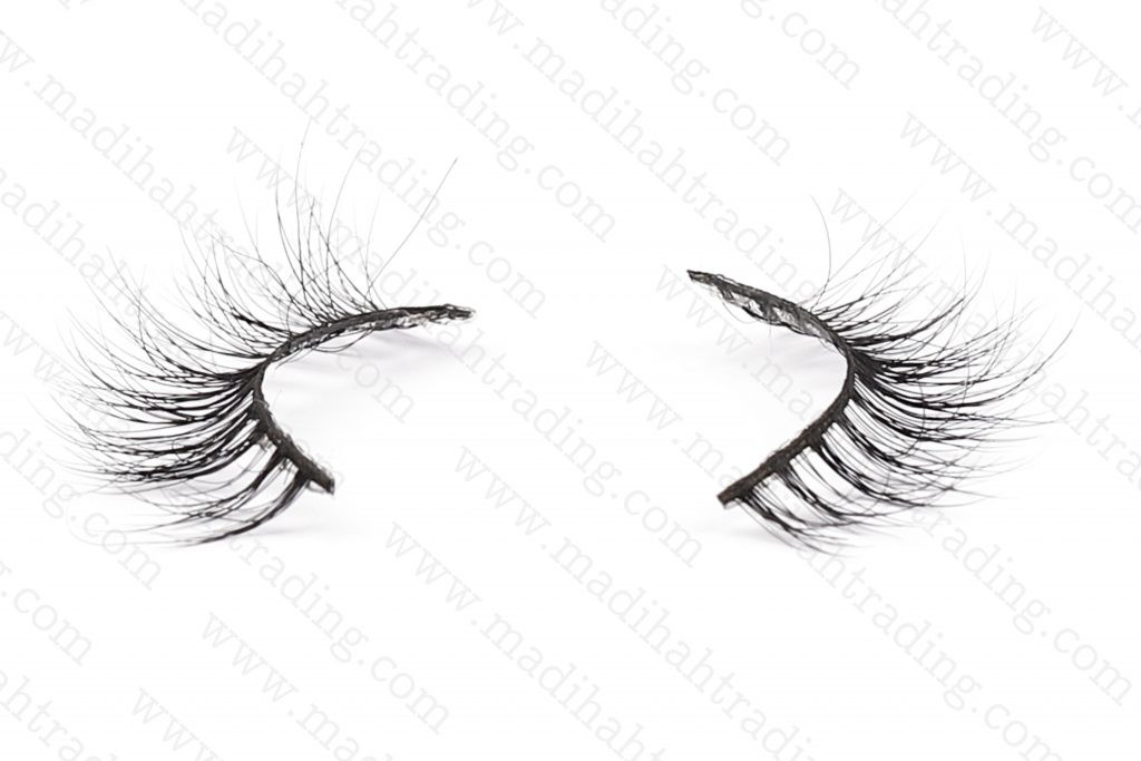 Madihah 3d real mink lashes 3D-16 wholesale.