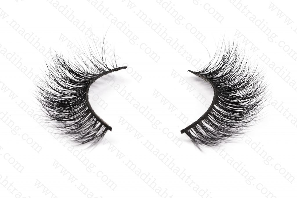Madihah 3d mink eyelashes 3D-28 wholesale.