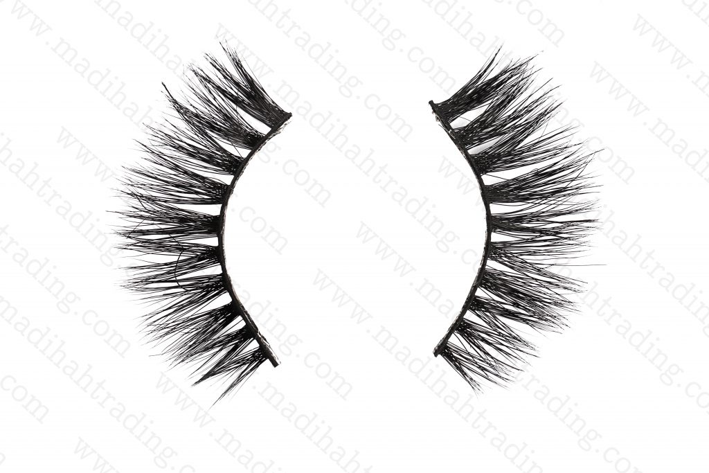 Madihah siberian mink lashes wholesale.