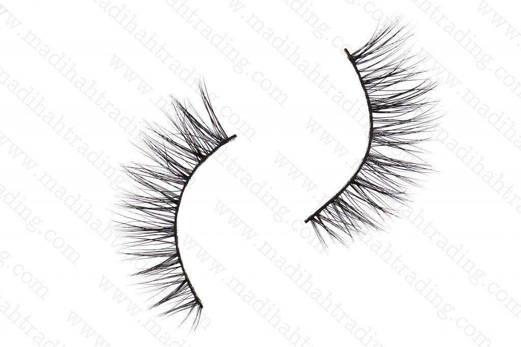 Madihah mink lashes bulk.