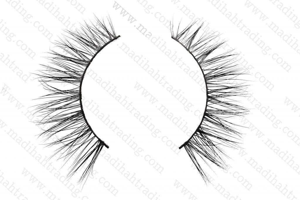 Madihah mink eyelashes manufacturer.