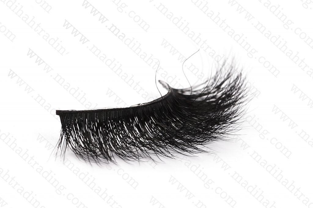 Madihah Trading wholesale best 3d mink eyelashes stip 3D-08.