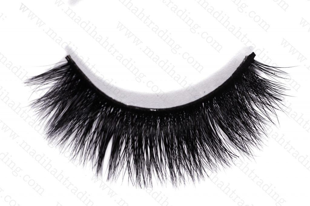 Madihah Trading 3d mink eyelashes amazon wholesale vendor.