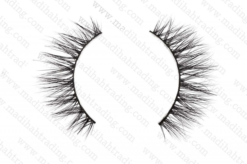 Madihah Trading real mink lashes wholesale suppliers.