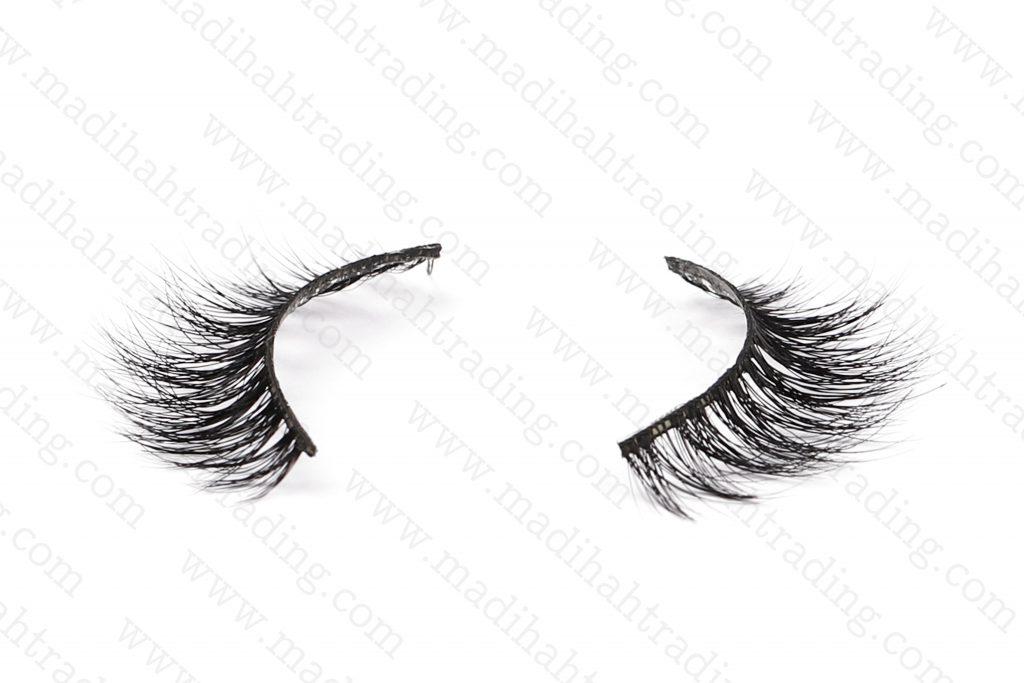 Madihah Trading cruelty free eyelash manufacturer wholesale.
