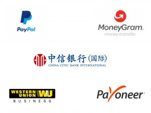 Global Payment: We Accept T/T Payment – PayPal Payment – Payoneer Payment – Western Union Payment – MoneyGram Payment.