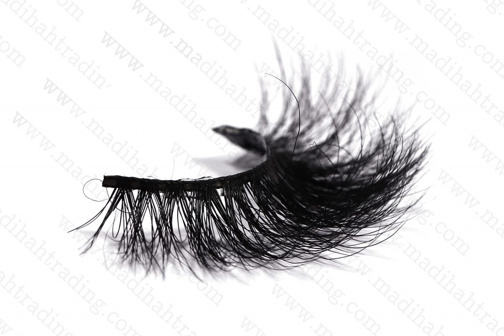 Madihah 3d mink lashes vendor lash manufacturers usa.