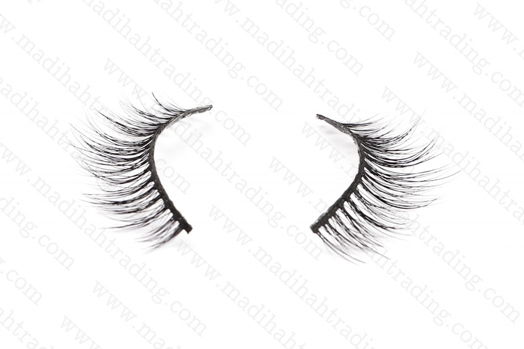 Madihah Trading 3d mink lashes beauty supply 3d mink eyelashes aliexpress.