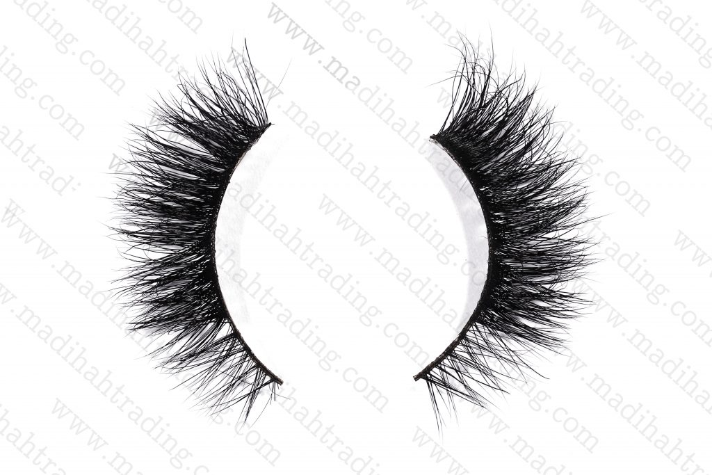 Madihah Trading wholesale 3d mink lashes vendors.