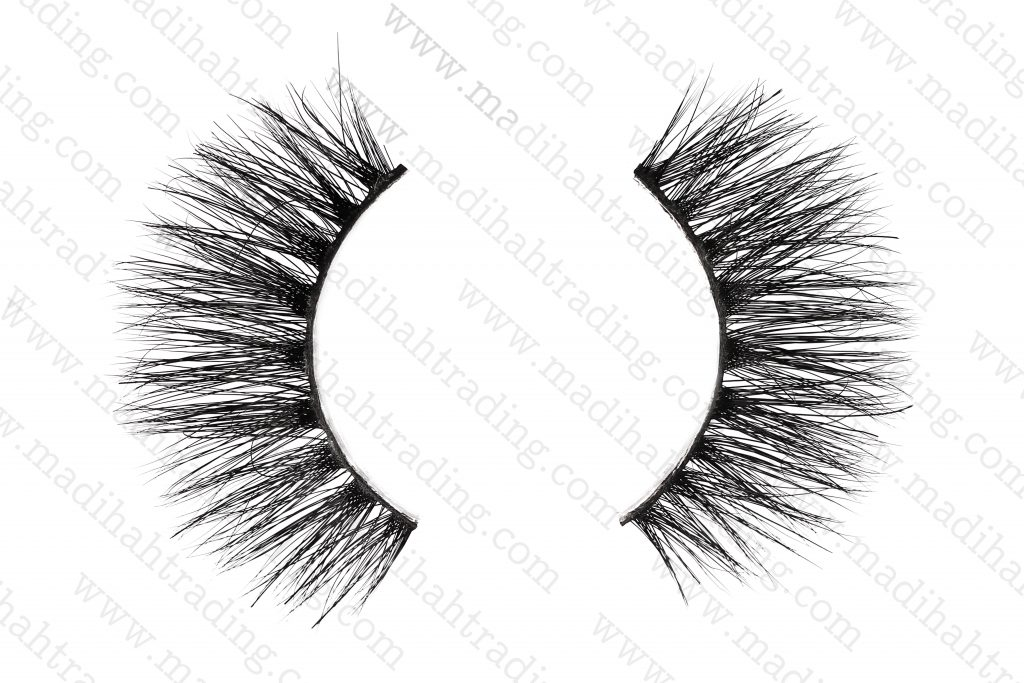 Madihah Trading real mink lashes prices cheap for sale.