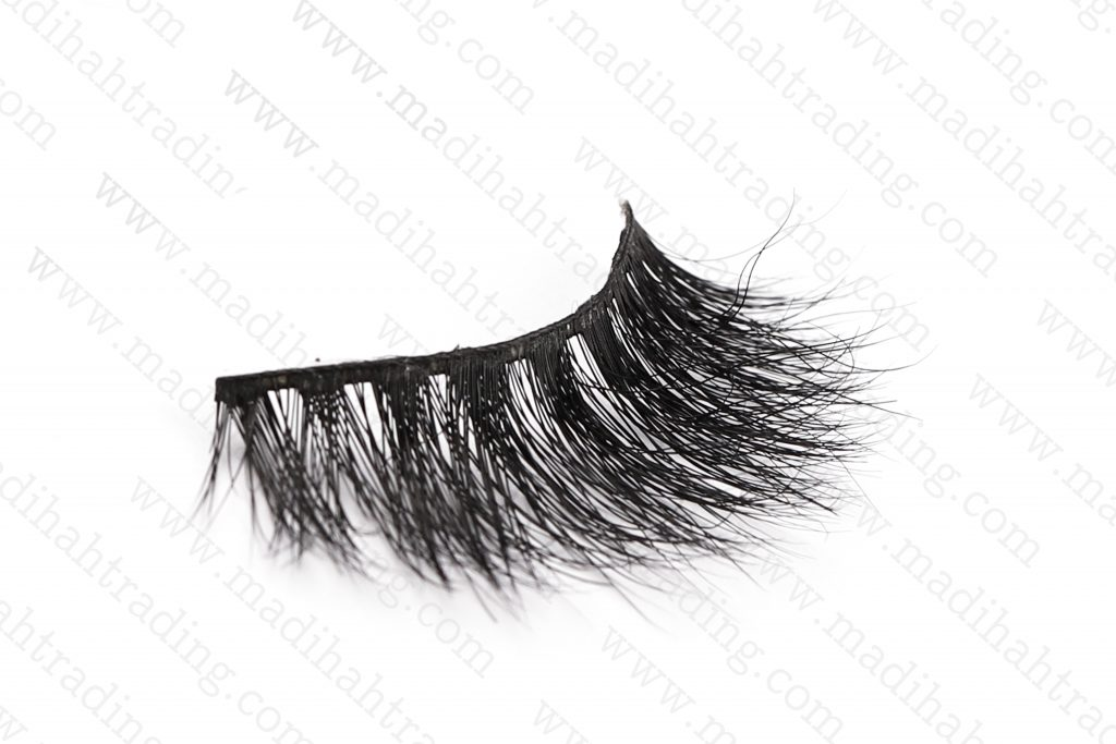 Madihah wholesale 3d mink lashes vendors in china.