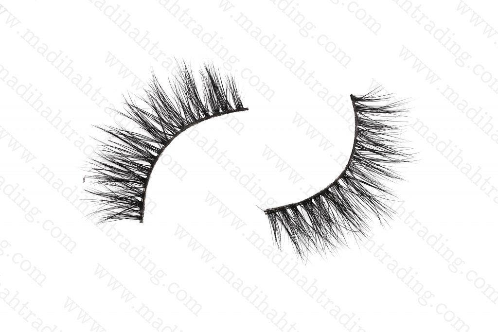 Madihah Trading mink eyelash manufacturer china.