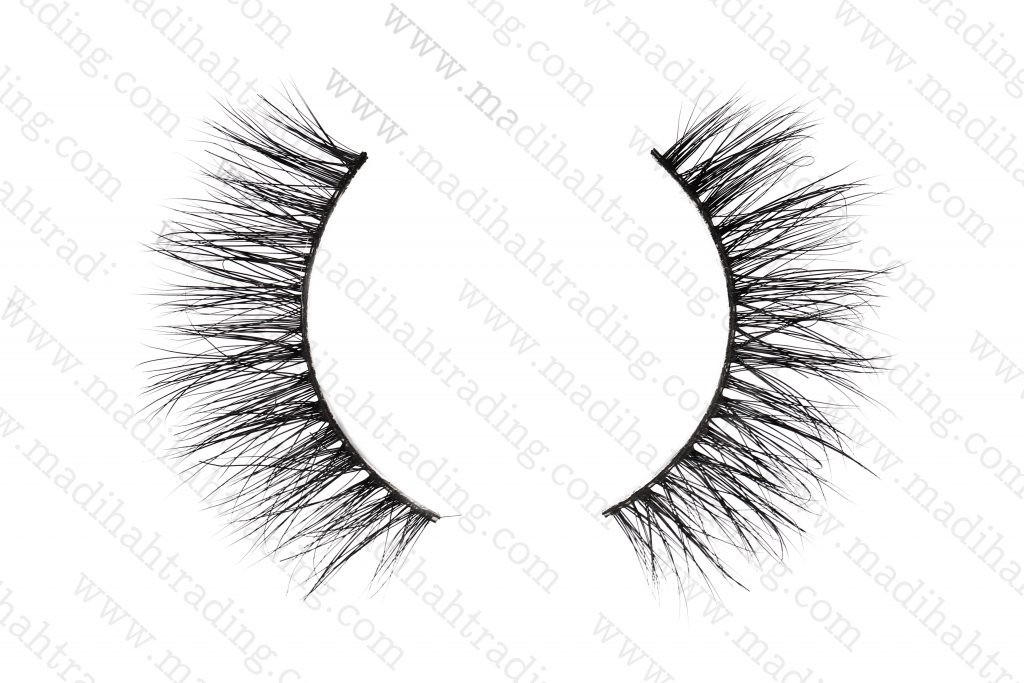 Madihah Trading supply best real mink lashes to all private label mink lash suppliers.