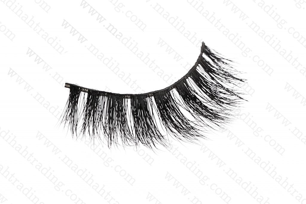 Madihah Trading wholesale the best mink fur lashes to 3d mink lashes amazon.