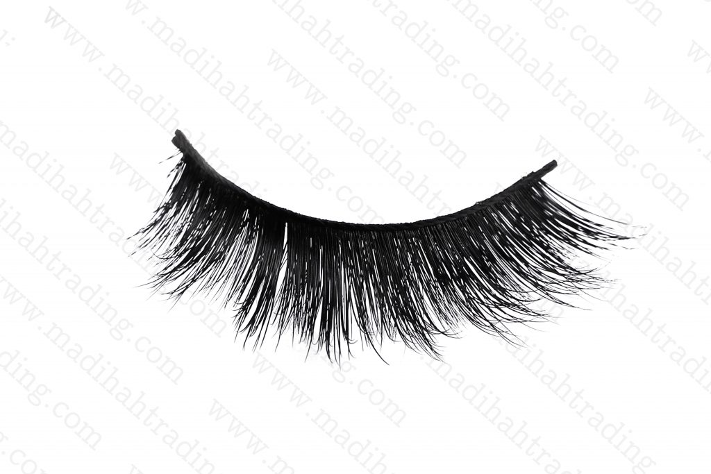 Madihah Trading moving item on amazon 13mm siberian mink fur lashes 001 details 5.