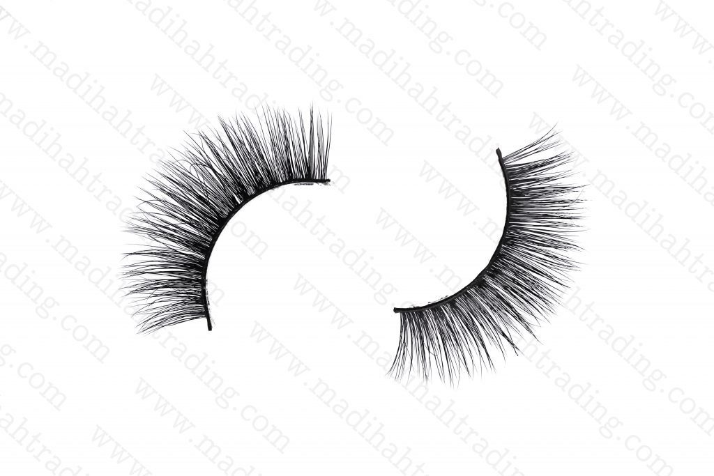 Madihah Trading mink eyelash manufacturer china produced best siberian mink lashes.