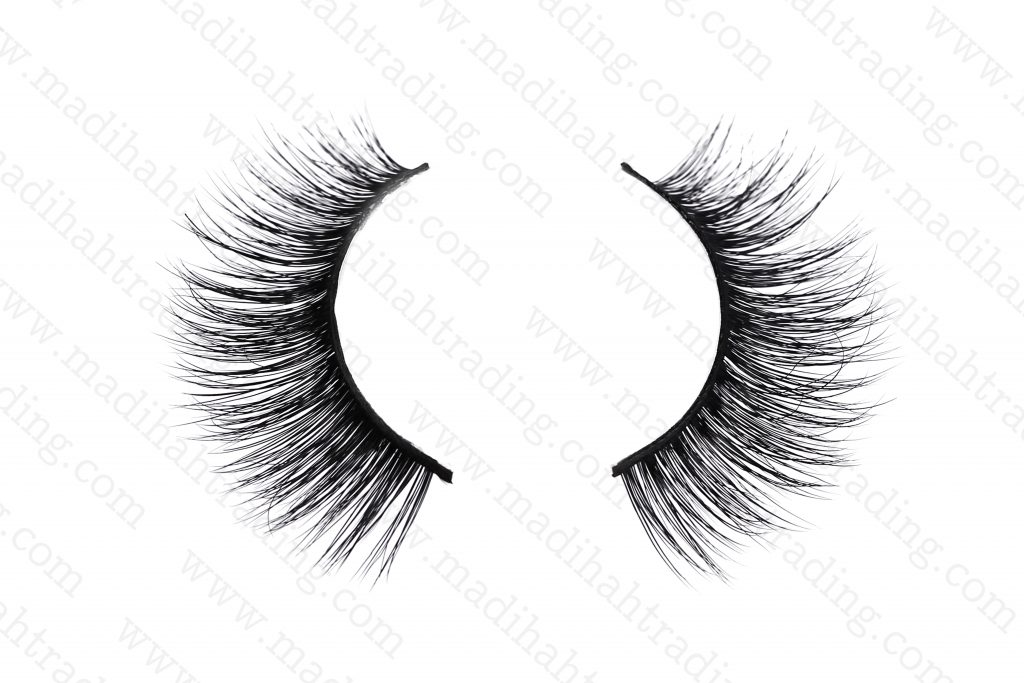 Madihah Trading mink eyelash manufacturer china supply the best one to siberian mink lashes aliexpress.