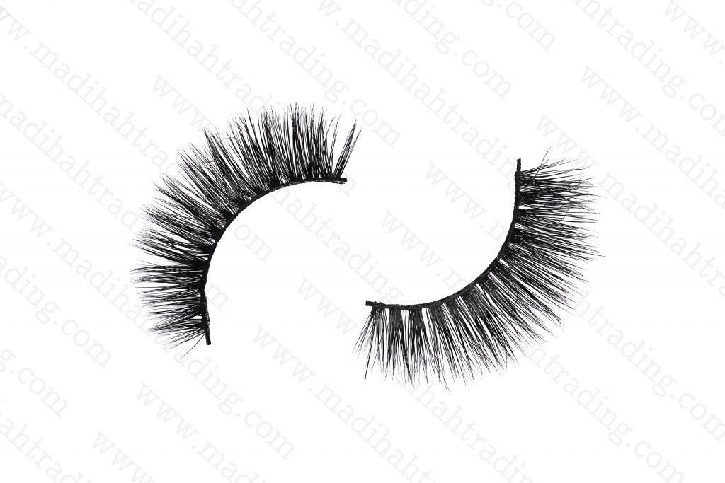 Madihah Trading supply best siberian mink fur lashes to korean eyelashes manufacturers.