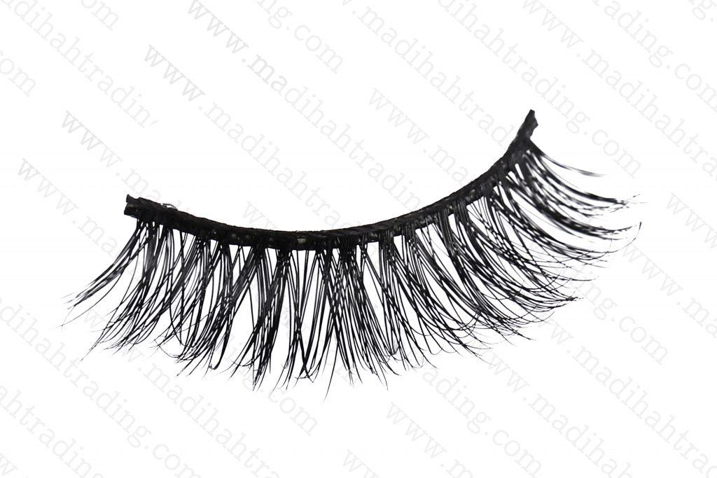 Madihah Trading real mink eyelashes wholesale in china.