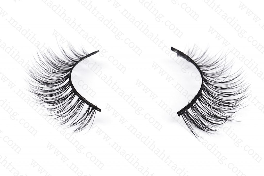 Madihah Trading 3d lashes mink eyelashes wholesale in china.
