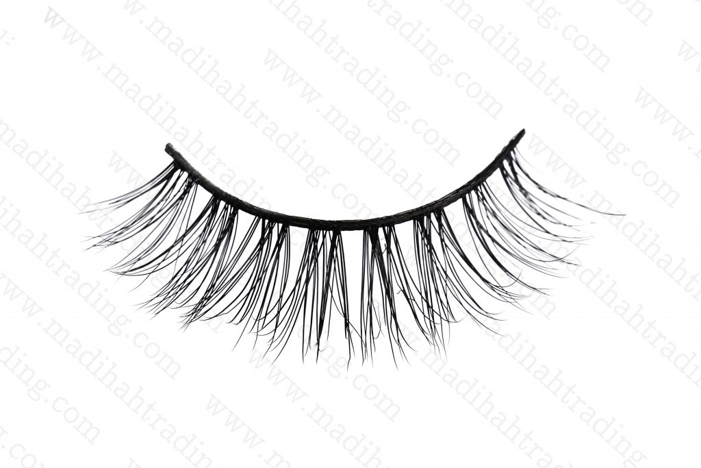 Madihah Trading supply the 3d mink eyelashes with cheap price in china.