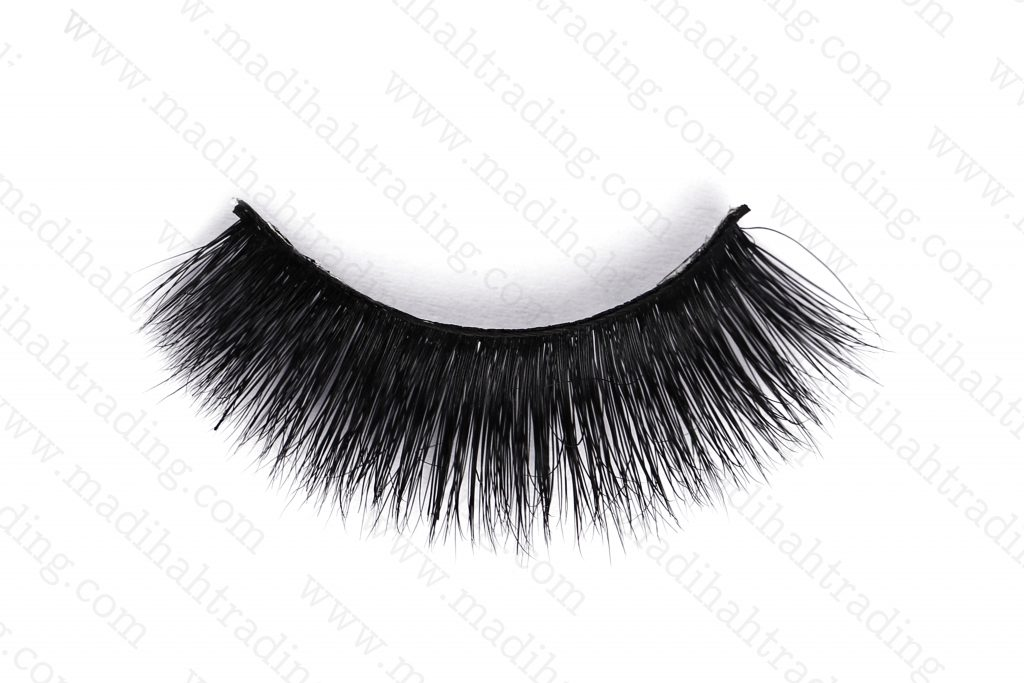 Madihah cheap siberian mink lashes aliexpress try on wholesale.