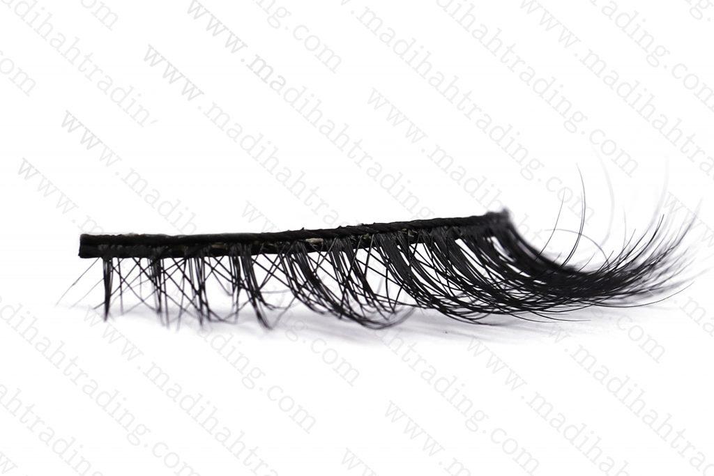 Madihah siberian best mink eyelashes amazon wholesale.