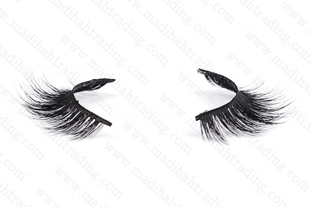 Madihah private label siberian mink lash suppliers in china.