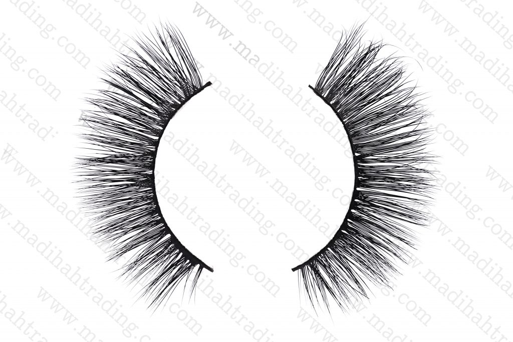 Madihah fluffy siberian mink lashes aliexpress wholesale.