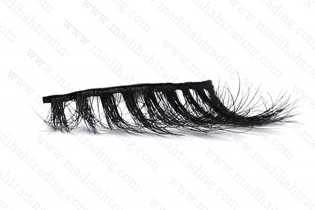 Madihah horse hair fashion eyelashes wholesale in china.