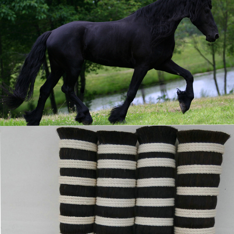 Madihah horse fur strip lashes wholesale.