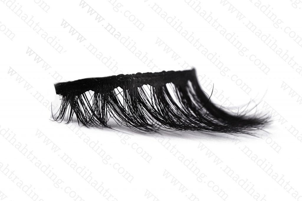 Madihah wholesale uk best horse hair false eyelashes.