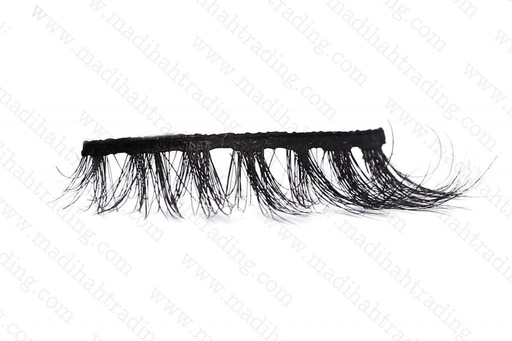 Madihah supply horse fur mink eyelash wholesale distributor usa.