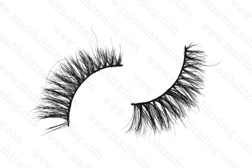 Madihah supply horse fur mink eyelash wholesale distributor usa.