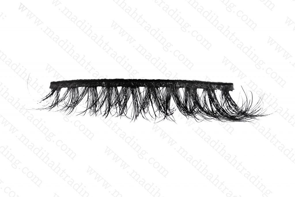 Madihah horse fur siberian mink lashes aliexpress.