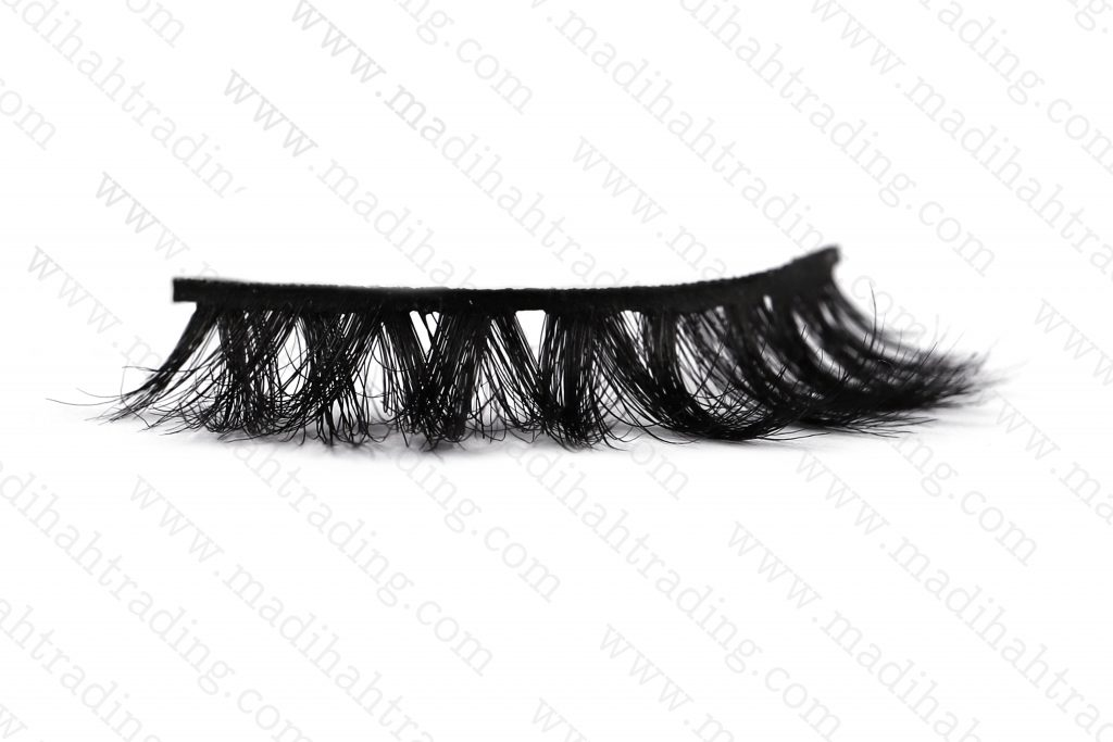 Maidhah horse fur siberian mink lashes wholesale in china.