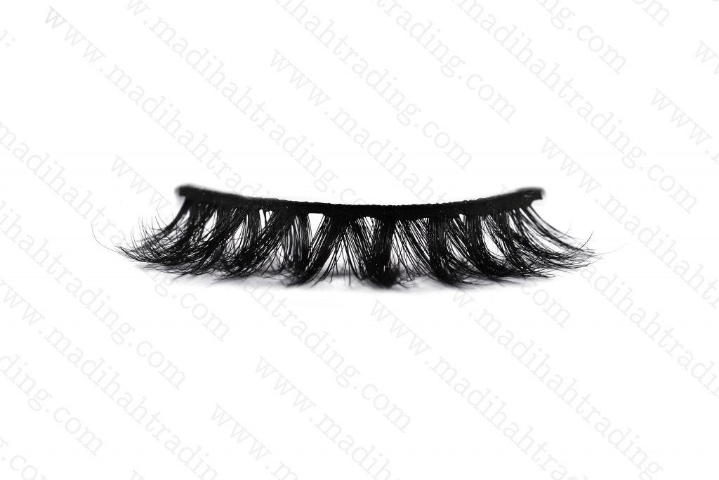 Madihah supply horse hair eyelash manufacturers in india.