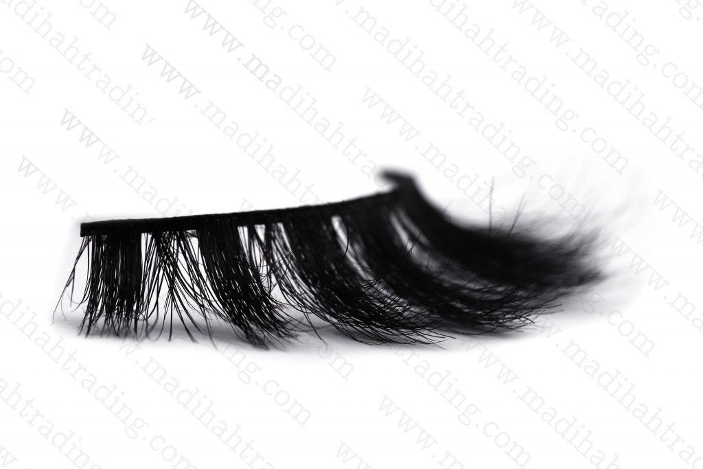 Madihah china horse fur mink lashes wholesale.