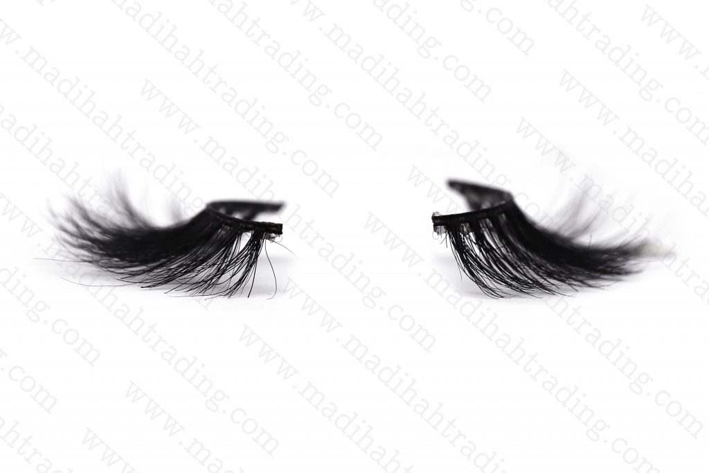 Madihah horse hair mink eyelash wholesale distributor usa