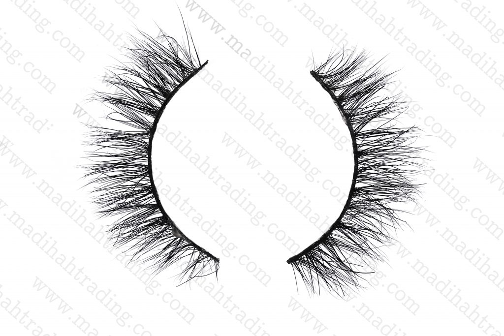 Madihah aliexpress 3d mink eyelashes wholesale in china.
