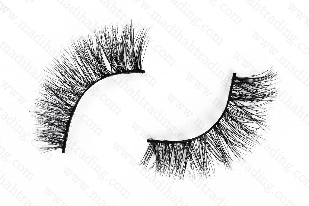 Madihah wholesale to korean siberian mink fur eyelashes suppliers.