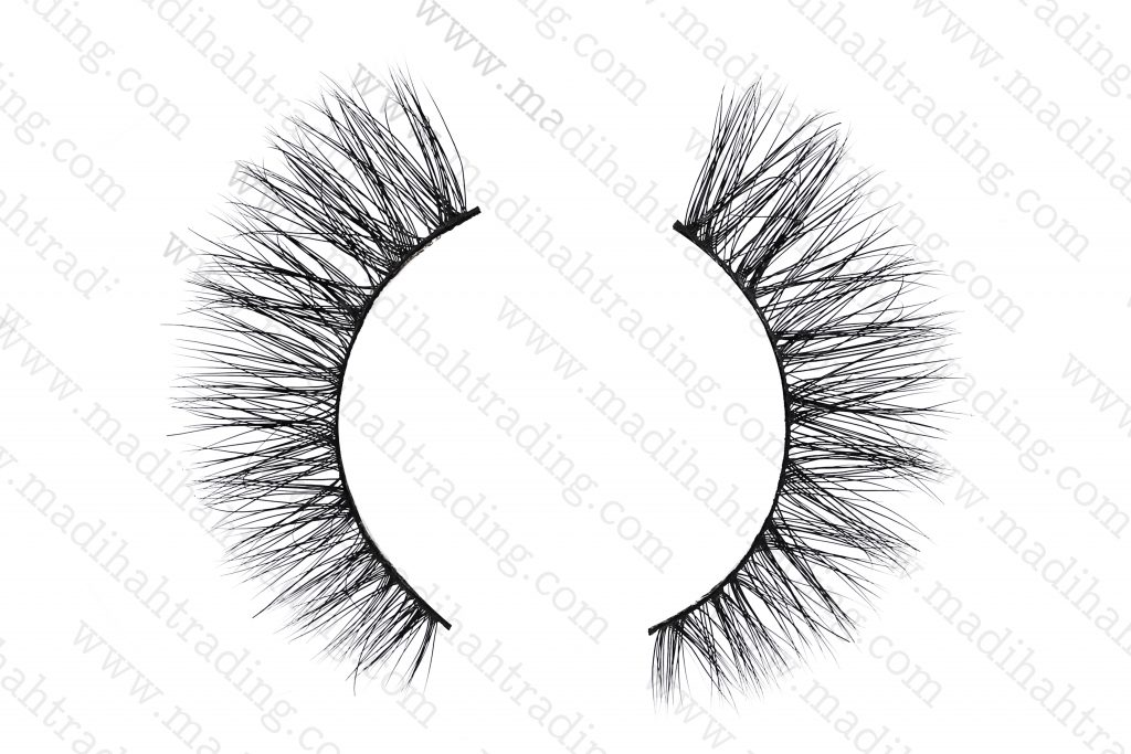 Madihah wholesale siberian mink eyelashes aliexpress.