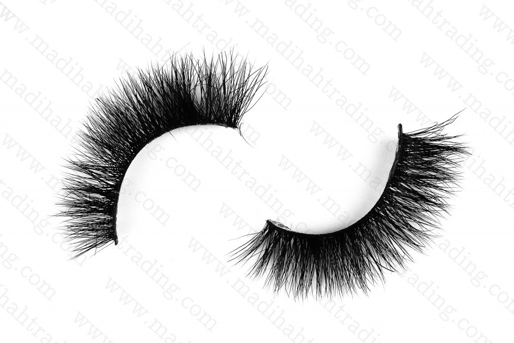Madihah Trading siberian 3d mink eyelashes wholesale in china.