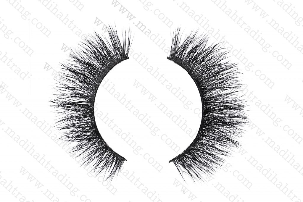 Madihah siberian mink lashes manufacturer in china.