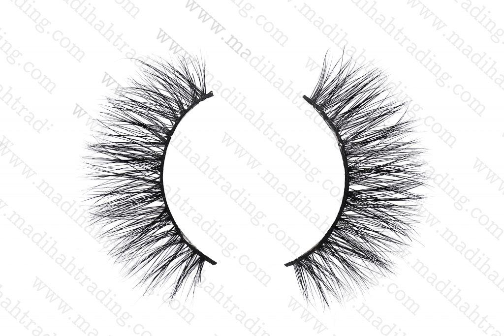 Madihah siberian mink lashes manufacturer in china.
