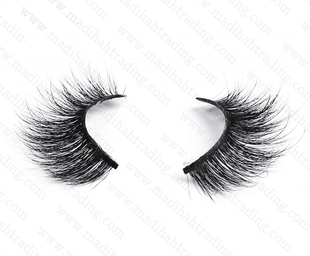 Madihah Trading supply the handmade siberian mink lashes aliexpress fast shipping.