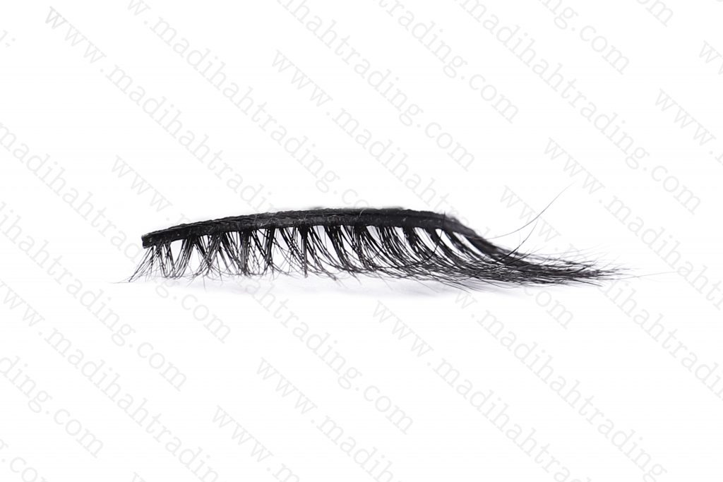 Madihah premium horse hair mink lashes wholesale.