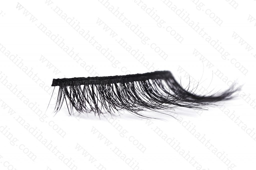 Madihah premium horse hair mink lashes wholesale in china.