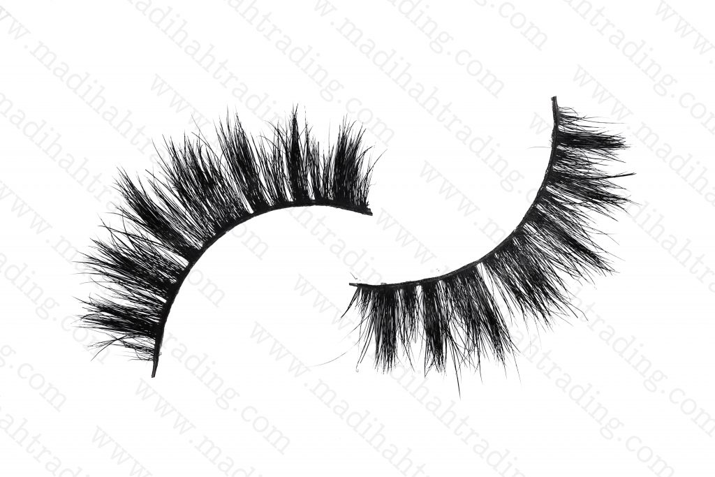 Madihah horse mink 3d hair lashes wholesale in china.